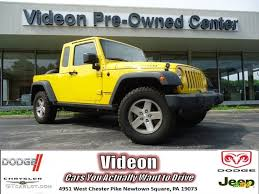 yellow jeep interior 2008 detonator yellow jeep wrangler unlimited rubicon jk 8