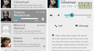 visual voicemail for android visual voicemail by metropcs for android free at apk here