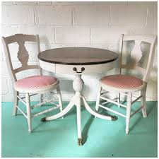 vintage table and chairs vintage kitchen table chairs in montgomery county silver spring