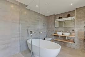 awkwardly shaped bathrooms designs l shaped shower baths