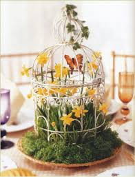 birdcage centerpieces your home a chic decor by reusing your bird cage in 25 ways