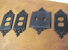 fancy light switch covers fancy switch plates cast iron switch plates light switch covers