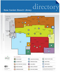 Mission San Jose Floor Plan by Rose Garden Branch Library San Jose Public Library