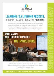 asm international the materials information society asm