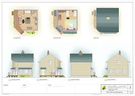 Open Floor Plans Small Homes 3d Home Plans Two Bathrooms With Five Beds Seems A Little