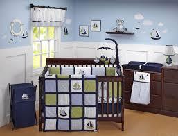 Whale Crib Bedding Baby Nursery Decor Amazing Bedroom Nautical Baby Nursery Decor