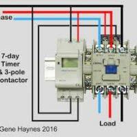 wiring diagram for schneider contactor yondo tech