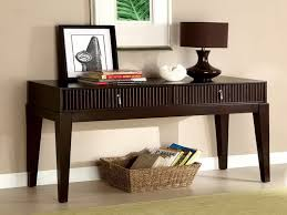 Living Room Console Table Furniture Vintage Console Table Design With 4 Legs And Wooden