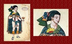 aztec hairstyles