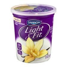dannon light and fit nutrition dannon light and fit yogurt nonfat vanilla 32 oz prestofresh