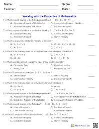 algebraic multiplication worksheet hitecauto us