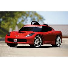 corvette power wheels power wheels corvette 12 volt battery powered ride on