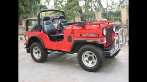 thar price jeep modified mahindra thar modified hardtop classic youtube