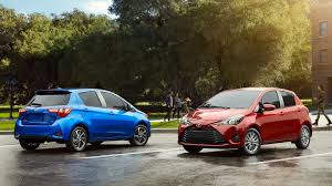 red toyota toyota yaris 2018 2019 red blue color hd wallpaper toyota