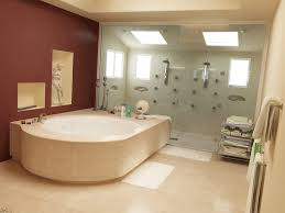 collections of large bathroom design free home designs photos ideas