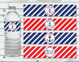 baby shower anchor theme nautical baby shower etsy