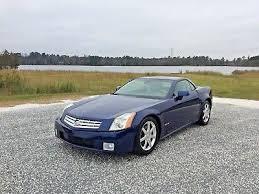 cadillac xlr hardtop convertible cadillac xlr blue 34 cadillac xlr used cars in blue mitula cars