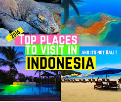 the edit top places to visit in indonesia 2016 and its not bali
