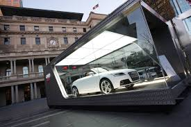 audi parts sydney audi takes product placement to level marketing