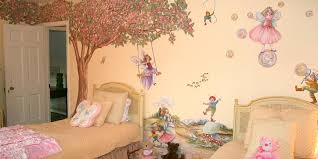 Designing A Wall Mural Fairy Wall Mural Decals By Muralistick Perfect For The Little