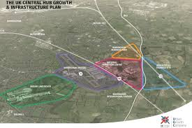 Midlands Tech Airport Campus Map Hs2 Birmingham Area Infrastructure Plans Set Out News Insight