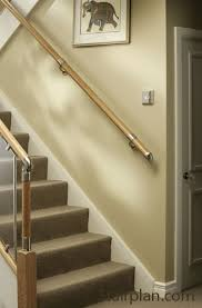 Removable Banister Easy To Order Wooden Wall Handrail Sets Stair Banister Rails Stair