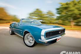 67 camaro wide 1967 chevy camaro convertible camaro performers magazine