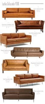 Oxford Leather Sofa Leather Sofas 2000 Undeclared Panache