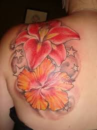 hibiscus flower tattoo art and designs page 11
