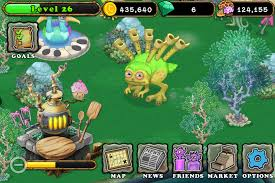 my singing monsters celebrates birthday gets update android