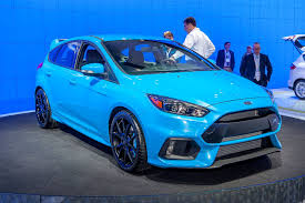 high performance ford focus now confirmed 2016 ford focus rs packs 345hp gtspirit