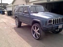 99 jeep wheels 99 sport on 26s 1st on