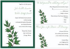 Wedding Program Templates Free Online Wedding Invitation Templates