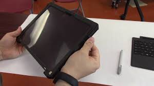 Surface Pro Rugged Case Surface Pro 4 Case Review Youtube