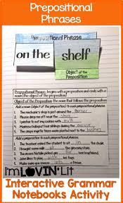 15 best prepositions images on pinterest teaching grammar