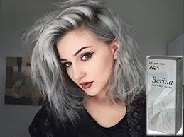 Wash Hair Before Color - berina hair professional permanent hair dye color cream grey color