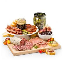 cheese baskets the maitre d selection cheese charcuterie gifts
