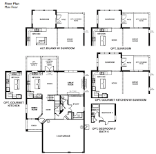 homes for sale with floor plans drayton woods at providence seth floor plan new construction
