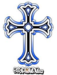 catholic cross tattoo design in 2017 real photo pictures images