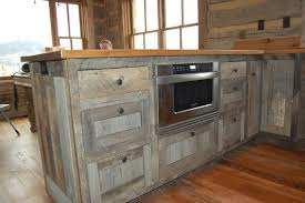 rustic barn wood kitchen cabinets image detail for colorado design cabinetry mancos