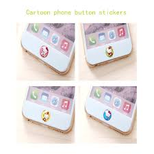 Iphone Home Button Decoration Compare Prices On Sticker Decoration Apple Online Shopping Buy