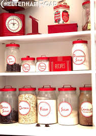vintage style kitchen canisters best 25 kitchen canisters and jars ideas on clear