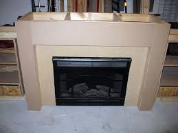 White Electric Fireplace With Bookcase Built In Bookcase And Fireplace By Brianarice Lumberjocks Com
