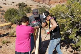 tread lightly jeep wrangler discount tread lightly partners and volunteers improve sevenmile rim trail