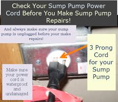 How Does A Pedestal Sump Pump Work Sump Pump Repair 101 If Your Sump Pump Stopped Working