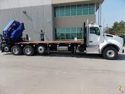 kenworth semi trucks for sale new pm 65024s knuckle boom with 22 u2032 6 u2033 deck on new 2017 kw t880 5
