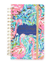 lilly pulitzer flamenco beach 2017 2018 medium agenda dillards