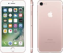 apple iphone 7 128gb rose gold mn8p2ll a best buy