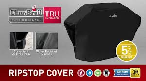 Char Broil Patio Bistro Grill Cover Char Broil Rip Stop Cover Youtube