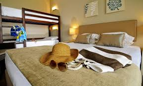Novotel Nadi Fiji Resort Accommodation - Novotel family rooms
